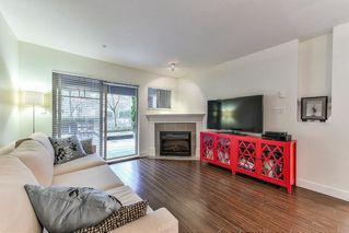 """Photo 1: 118 2468 ATKINS Avenue in Port Coquitlam: Central Pt Coquitlam Condo for sale in """"BORDEAUX"""" : MLS®# R2255247"""
