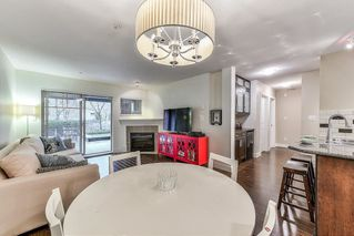 """Photo 3: 118 2468 ATKINS Avenue in Port Coquitlam: Central Pt Coquitlam Condo for sale in """"BORDEAUX"""" : MLS®# R2255247"""