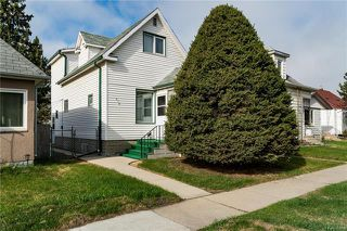 Main Photo: 278 Washington Avenue in Winnipeg: Elmwood Residential for sale (3A)  : MLS®# 1812510