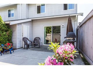 "Photo 17: 38 26970 32 Avenue in Langley: Aldergrove Langley Townhouse for sale in ""Parkside Village"" : MLS®# R2270455"