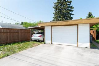 Photo 20: 704 Renfrew Street in Winnipeg: River Heights South Residential for sale (1D)  : MLS®# 1813941