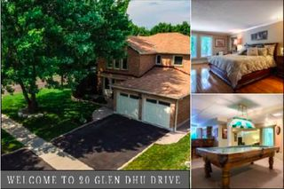 Photo 1: 20 Glen Dhu Drive in Whitby: Rolling Acres House (2-Storey) for sale : MLS®# E4214795