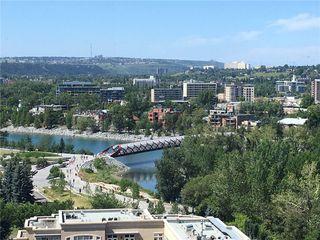 Photo 21: 1501D 500 EAU CLAIRE Avenue SW in Calgary: Eau Claire Apartment for sale : MLS®# C4216016