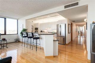 Photo 7: 1501D 500 EAU CLAIRE Avenue SW in Calgary: Eau Claire Apartment for sale : MLS®# C4216016