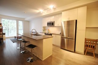 "Photo 3: 306 13919 FRASER Highway in Surrey: Whalley Condo for sale in ""Verve"" (North Surrey)  : MLS®# R2325752"