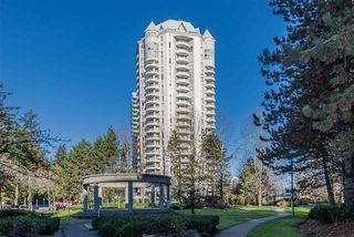 Main Photo: 2205 6188 PATTERSON Avenue in Burnaby: Metrotown Condo for sale (Burnaby South)  : MLS®# R2327175