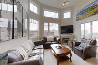 Main Photo: 416 2035 GRANTHAM Court in Edmonton: Zone 58 Condo for sale : MLS®# E4137908