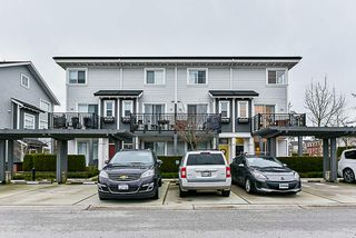 """Main Photo: 12 10996 BARNSTON VIEW Road in Pitt Meadows: South Meadows Townhouse for sale in """"Osprey Village"""" : MLS®# R2328273"""