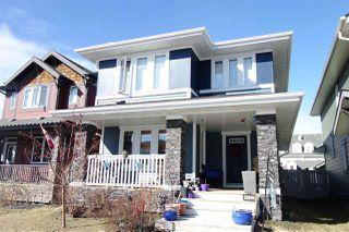 Photo 1: 4032 MORRISON Way in Edmonton: Zone 27 House for sale : MLS®# E4143373