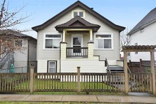 Main Photo: 904 E 37TH Avenue in Vancouver: Fraser VE House for sale (Vancouver East)  : MLS®# R2340309
