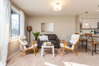 Photo 11: 105 5025 EDGEMONT Boulevard in Edmonton: Zone 57 Condo for sale : MLS®# E4145340