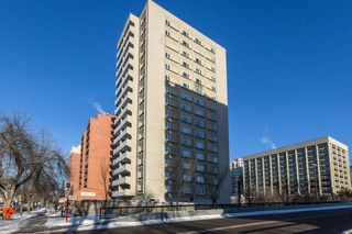 Main Photo: 1404 9909 110 Street in Edmonton: Zone 12 Condo for sale : MLS®# E4147833
