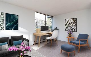 """Photo 6: 101 1725 PENDRELL Street in Vancouver: West End VW Condo for sale in """"STRATFORD PLACE"""" (Vancouver West)  : MLS®# R2351251"""