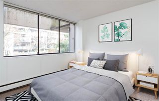 """Photo 5: 101 1725 PENDRELL Street in Vancouver: West End VW Condo for sale in """"STRATFORD PLACE"""" (Vancouver West)  : MLS®# R2351251"""