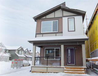 Main Photo: 366 DESROCHERS Boulevard in Edmonton: Zone 55 House for sale : MLS®# E4150864