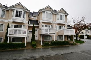 "Photo 1: 38 6700 RUMBLE Street in Burnaby: South Slope Townhouse for sale in ""FRANCISCO LANE"" (Burnaby South)  : MLS®# R2357176"