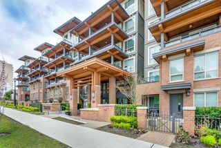 "Photo 5: 418 500 ROYAL Avenue in New Westminster: Downtown NW Condo for sale in ""THE DOMINION"" : MLS®# R2357962"