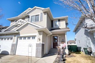 Main Photo: 46 115 Chestermere Drive: Sherwood Park House Half Duplex for sale : MLS®# E4151486
