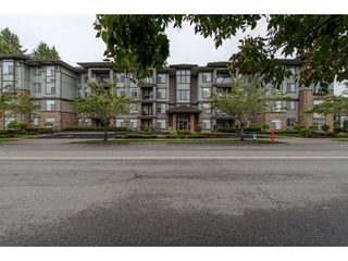 "Photo 1: 408 33338 MAYFAIR Avenue in Abbotsford: Central Abbotsford Condo for sale in ""The Sterling"" : MLS®# R2358359"