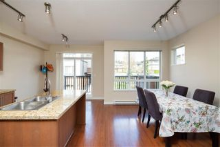 Photo 4: 42 1125 KENSAL Place in Coquitlam: New Horizons Townhouse for sale : MLS®# R2359736