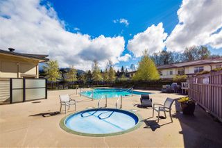 Photo 20: 42 1125 KENSAL Place in Coquitlam: New Horizons Townhouse for sale : MLS®# R2359736