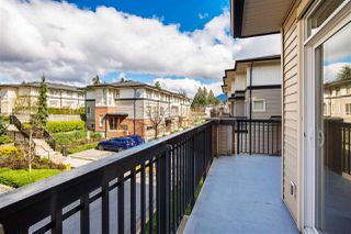 Photo 16: 42 1125 KENSAL Place in Coquitlam: New Horizons Townhouse for sale : MLS®# R2359736
