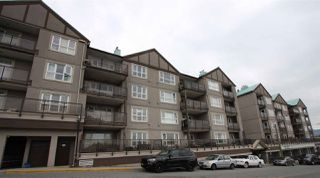 "Photo 1: 415 33165 2ND Avenue in Mission: Mission BC Condo for sale in ""Mission Manor"" : MLS®# R2364126"