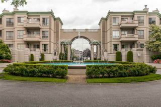 """Main Photo: 329 8520 GENERAL CURRIE Road in Richmond: Brighouse South Condo for sale in """"Queen's Gate"""" : MLS®# R2368511"""