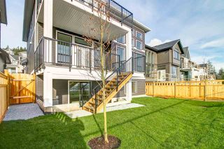 Photo 17: 3572 SHEFFIELD Avenue in Coquitlam: Burke Mountain House for sale : MLS®# R2369382