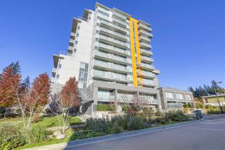 Main Photo: 909 9025 HIGHLAND Court in Burnaby: Simon Fraser Univer. Condo for sale (Burnaby North)  : MLS®# R2377874