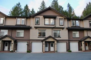 "Main Photo: 21 2950 LEFEUVRE Road in Abbotsford: Aberdeen Townhouse for sale in ""CEdar Landing"" : MLS®# R2380116"