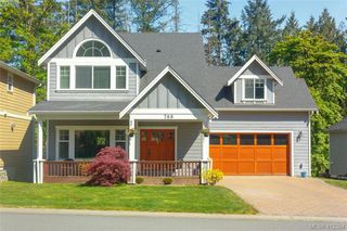 Photo 1: 768 Hanbury Place in VICTORIA: Hi Bear Mountain Single Family Detached for sale (Highlands)  : MLS®# 412394
