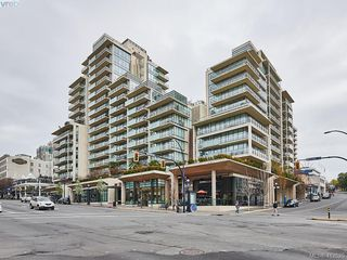 Photo 1: 501 708 Burdett Ave in VICTORIA: Vi Downtown Condo for sale (Victoria)  : MLS®# 818014