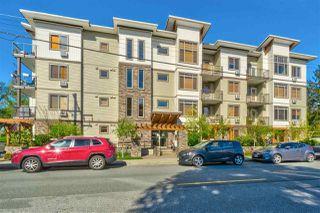 "Main Photo: 406 11887 BURNETT Street in Maple Ridge: East Central Condo for sale in ""WELLINGTON STATION"" : MLS®# R2383560"