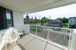 Photo 18: 303 10604 110 Avenue in Edmonton: Zone 08 Condo for sale : MLS®# E4166527