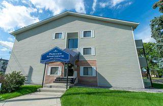 Photo 1: 303 10604 110 Avenue in Edmonton: Zone 08 Condo for sale : MLS®# E4166527
