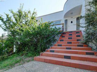 Photo 2: 318 Uganda Ave in VICTORIA: Es Kinsmen Park Half Duplex for sale (Esquimalt)  : MLS®# 822180