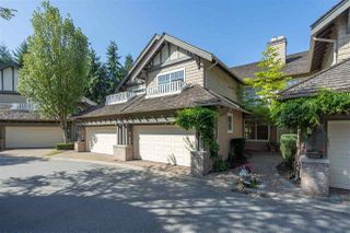 "Photo 1: 23 5650 HAMPTON Place in Vancouver: University VW Townhouse for sale in ""THE SANDRINGHAM"" (Vancouver West)  : MLS®# R2405141"