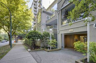 Main Photo: 306 1525 PENDRELL Street in Vancouver: West End VW Condo for sale (Vancouver West)  : MLS®# R2420990