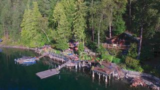 Main Photo: Block A - DL45L BOX 80 in D'Arcy: Squamish Rural House for sale (Squamish)  : MLS®# R2464586