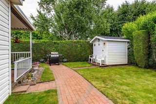 """Photo 33: 105 45918 KNIGHT Road in Chilliwack: Sardis East Vedder Rd House for sale in """"Country Park Village"""" (Sardis)  : MLS®# R2468287"""