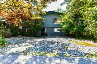 Photo 1: 4445 COVE CLIFF Road in North Vancouver: Deep Cove House for sale : MLS®# R2494964