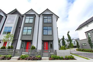 Main Photo: 92 17555 57A Avenue in Surrey: Cloverdale BC Townhouse for sale (Cloverdale)  : MLS®# R2502992