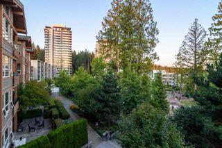 "Photo 2: 301 5788 BIRNEY Avenue in Vancouver: University VW Condo for sale in ""KEENLEYSIDE"" (Vancouver West)  : MLS®# R2508649"
