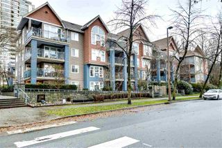 "Photo 1: 207 1200 EASTWOOD Street in Coquitlam: North Coquitlam Condo for sale in ""LAKESIDE TERRACE"" : MLS®# R2525850"