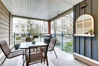 "Photo 10: 207 1200 EASTWOOD Street in Coquitlam: North Coquitlam Condo for sale in ""LAKESIDE TERRACE"" : MLS®# R2525850"