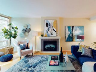 Photo 3: 1 828 Rupert Terr in : Vi Downtown Row/Townhouse for sale (Victoria)  : MLS®# 862421