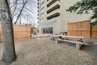 Photo 29: 703 8340 JASPER Avenue in Edmonton: Zone 09 Condo for sale : MLS®# E4224987