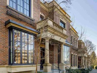 """Main Photo: 1488 MCRAE Avenue in Vancouver: Shaughnessy Townhouse for sale in """"The Crescent on McRae"""" (Vancouver West)  : MLS®# R2531983"""