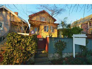 Photo 1: 2023 KITCHENER Street in Vancouver: Grandview VE House for sale (Vancouver East)  : MLS®# V924913